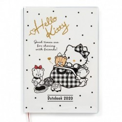 Hello Kitty Datebook: B6 Frame 2020