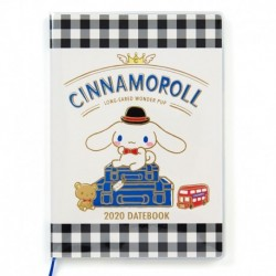Cinnamoroll Datebook: B6 Frame 2020