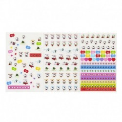 Hello Kitty Marking Stickers: 20