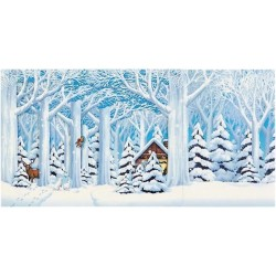 Assorted Characters Christmas Card: Jx 61-9