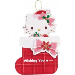 Hello Kitty Christmas Card:Kt Jx 88-9