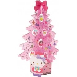 Hello Kitty Christmas Card:Kt Jx 89-9
