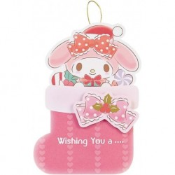 My Melody Christmas Card:mm Jx 93-9