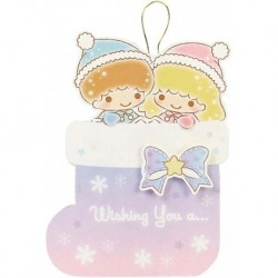 Little Twin Stars Christmas Card:Ts Jx 94-9