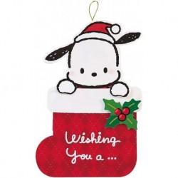 Pochacco Christmas Card:Pc Jx 97-9
