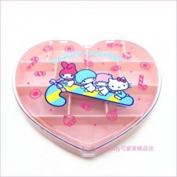 Assorted Characters Heart Shaped Case