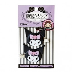 Kuromi Bangs Clip Set: D-Cut