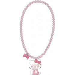 Hello Kitty Necklace: D-Cut