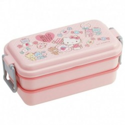 Hello Kitty 2-Layer Lunch Box 660ml