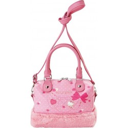 Hello Kitty 2Way Boston Bag: Kids Boa