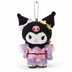 Kuromi Key Chain with Mascot: New Year
