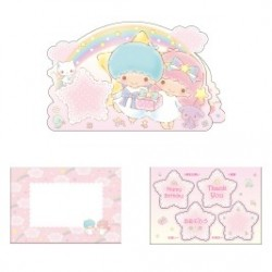 Little Twin Stars Greeting Card : Multi Purpose 4-9