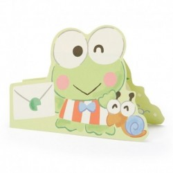 Keroppi Greeting Card : Multi Purpose 8-9