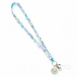 Assorted Characters Key Leash: Cupcake