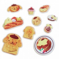 Pompompurin Soft Stickers