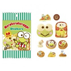 Keroppi Soft Stickers
