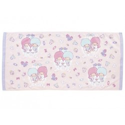 Little Twin Stars Bath Towel: Sweets