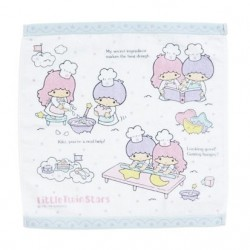 Little Twin Stars Wash Towel: Cooking