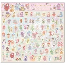 Rilu Rilu Fairilu Stickers: Spica