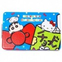 Hello Kitty 2-Side Mirror Rectangle X Crayon Shinchan