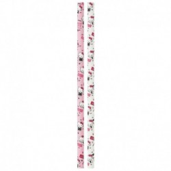 Hello Kitty Paper Straw 8mm Diameter
