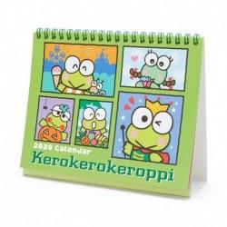 Keroppi Desk Calendar: 2020