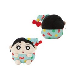 Hello Kitty Coin Purse:X Crayon Shinchan