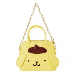 Pompompurin Bag Charm: Mini Boston