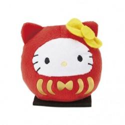 Hello Kitty Petite Mascot: Daruma