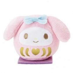 My Melody Petite Mascot: Daruma