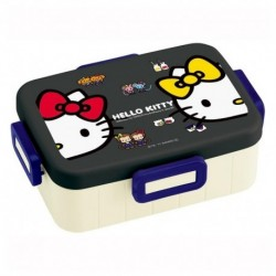 Hello Kitty 4-Lock Lunch Box Denim