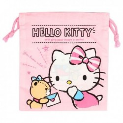Hello Kitty Draw-String Bag: Small Talk