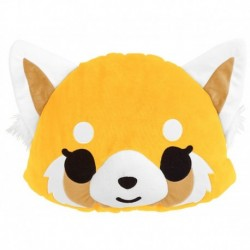 Aggretsuko Face Cushion: