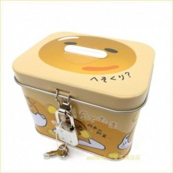 Gudetama Tin Bank