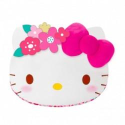Hello Kitty Face Cushion: Crown