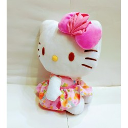 Hello Kitty 12 Inch Plush Flower
