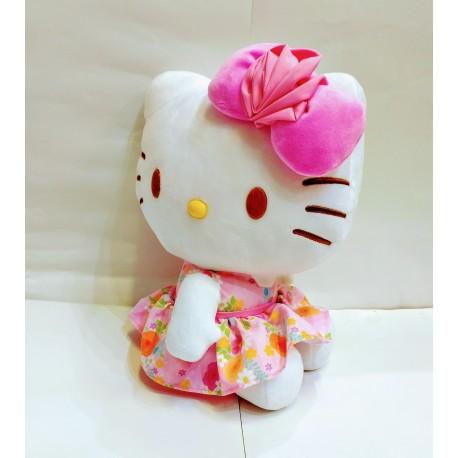 Hello Kitty 12 Inch Plush Flower