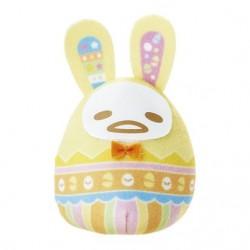 Gudetama Petite Mascot: Easter Rabbit
