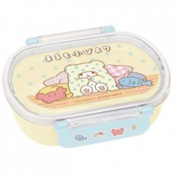 Marumofubiyori Round Lunch Box 360ml