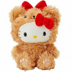 Hello Kitty 8 Inch Plush: Bear