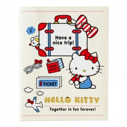 Hello Kitty Passport Case