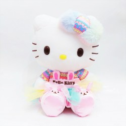 Hello Kitty 8 Inch Plush Easter