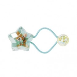 Hummingmint Ponytail Holder: Star Msct