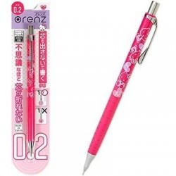Hello Kitty Mechanical Pencil: 0.2mm Lead