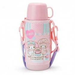 My Melody 2-Way Stainless Bottle: Pw