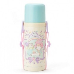 Little Twin Stars Stainless Bottle: Small Flower