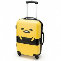 Gudetama Rolling Suitcase: Large Face