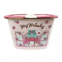 My Melody Plastic Basket