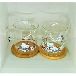 Hello Kitty Pair Mug: Touch