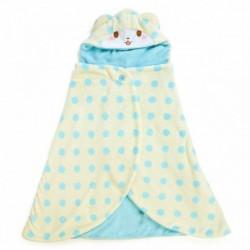 Marumofubiyori Hooded Blanket: